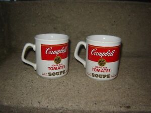 ANTIQUE CAMPBELL'S SOUP METAL TRAY,  MUGS & THERMOS London Ontario image 3