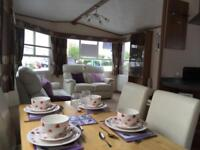 Double glazed and centrally heated caravan, located in North Norfolk Hunstanton