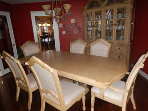 Dining Table and Buffet Set