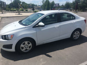 2012 Chevy Sonic- NEW snow tires NEW all seasons