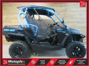 2016 Can-Am Commander 1000 XT 59$/SEMAINE
