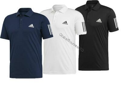MEN'S Adidas POLO Shirt Short Sleeve Sport Golf Tennis DUO850 XS S M L XL XXL