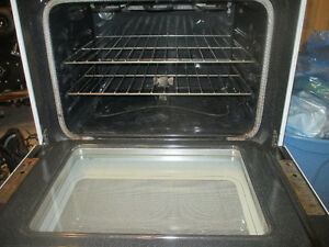 "Kenmore self cleaning 30"" range"