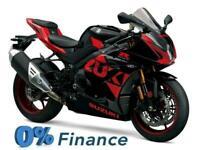 New Suzuki GSX-R1000R GSXR1000R save 1252 & take 36 months 0% finance.