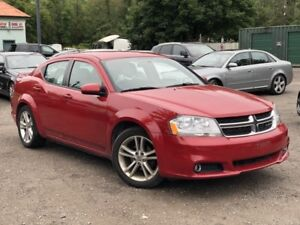 2013 Dodge Avenger No-Accidents SXT Power Group 4-Cyl 2.4