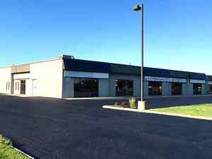 CLASS A COMMERCIAL / INDUSTRIAL PLAZA FOR LEASE