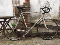 Peugeot premiere carbolite vintage road bike