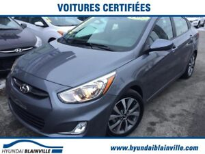 Hyundai Accent SE TOIT OUVRANT,BLUETOOTH,MAGS+ 2017