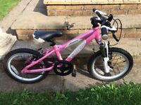 Girls Carrera Luna Bike 16""