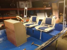 FISHING BOAT PROJECT 14 FOOT