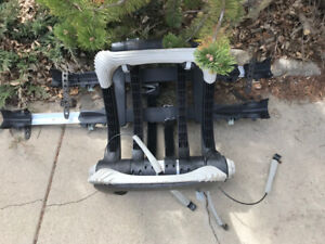 Thule Cycle Rack Trunk Mounted - hardly used-  for sale