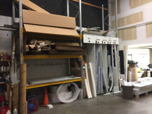 Warehouse Racking For Sale!