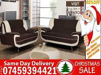 50% Off BRAND NEW CORAL CORNER LEATHER SUITE ALSO AVAILABLE IN 3 AND 2 SEATER SOFA SET