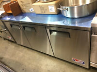 New Under Counter Coolers & Freezers!