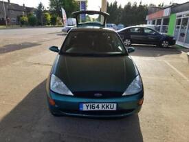 Ford Focus 1.8TDdi 2001.25MY LX