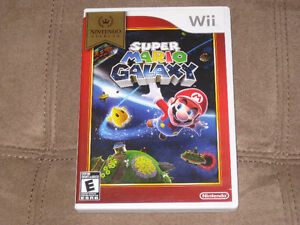 Super Mario Galaxy (Nintendo Wii) West Island Greater Montréal image 1
