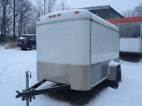 I have a in closed trailer for sale