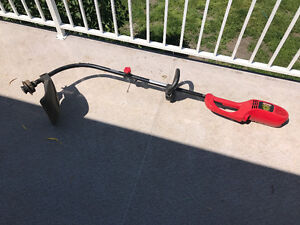 Craftsman Electric Weed Eater Line Trimmer