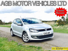 * VOLKSWAGEN POLO 1.2 MODA VW POLO WITH A/C NEW SHAPE FACELIFT MODEL *