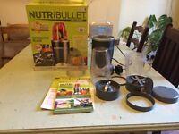 Nutribullet for sale £30