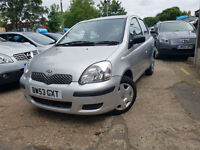 2004 Toyota Yaris 1.0 VVT-i T3 ONLY 26K MILES DONE!!