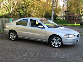 Volvo S60 2.4 D5 SE**DIESEL**1 P.Owner**FSH**Cambelt Done**IMMACULATE**