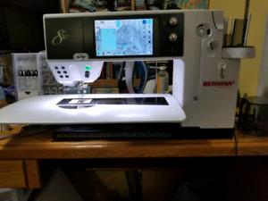 Bernina 830 Sewing & Embroidery Machine