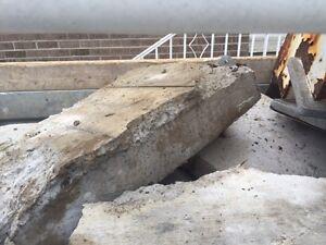 Service de ramassage debris construction