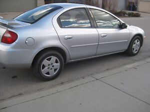 2004 Dodge,4 Cyl 2.L.Automatic/Cold Air/Moon Roof