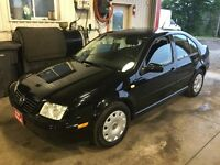 1999 Volkswagen Jetta GL 2.0 Sedan - EXCELLENT CONDITION