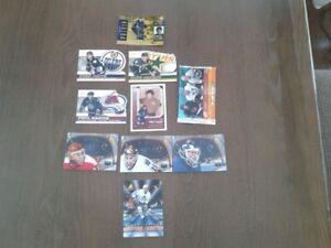 McDonald Hockey cards