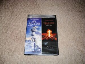 DAY AFTER TOMORROW/SOURCE CODE DVDS SET FOR SALE!
