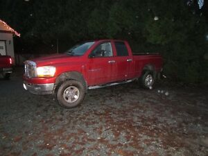 2006 Dodge Power Ram 3500 SLT Pickup Truck