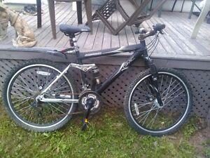 GMC mountain bike size 26