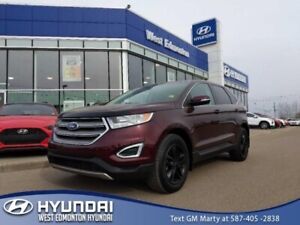 2017 Ford Edge SEL  Leather- Navigation - Rearview Camer - Heate
