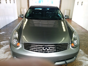 G35 2DR 2004 **LOW KMS**