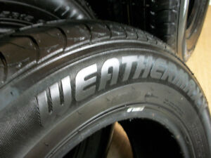 4 Weathermaxx Allseasons 205 65 15  No Rims