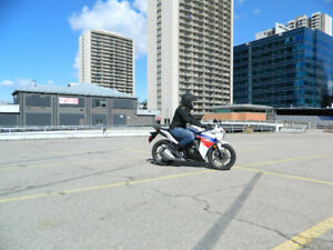 Motorcycle Course $429 Basic (Live to Ride)