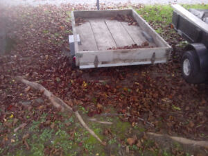 Small trailer excellent condition
