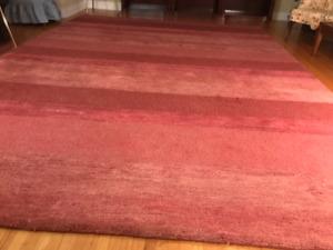 Beautiful Elte Wool 10x14 Carpet
