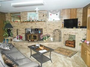 Furnished Northend Basement Apartment Available Now. Sarnia Sarnia Area image 1