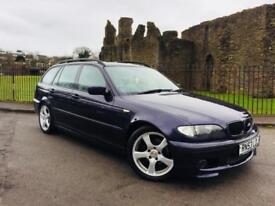 2003 (53) BMW 320 2.2 auto i Sport Touring ** Individual - Full Leather **