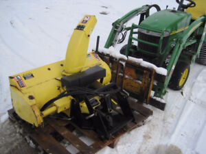 john deere snowblower to fit 445