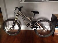Specialized demo 7 ll for sale downhill bike