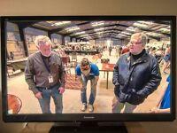 """Panasonic 46"""" Plasma 1080p 3D Full HD SMART TV"""