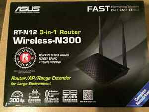 Asus wireless router/ AP/ range extender