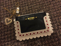 Moshino parfumes purse new