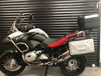 BMW R 1200 GS Adventure *Full Luggage*