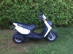 Scooter à vendre 750.00$
