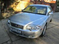 Volvo S80 2.4TD auto D5 SE Flagship Model FSH Low Mileage.